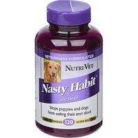 Nutri-vet Nutritionals Nutri-Vet Nasty Habits Chewable 120ct