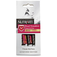 Nutri-Vet Food Transition Support for Dogs, Pack of 7