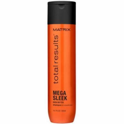 Matrix Total Results Mega Sleek Shea Butter Shampoo, 10.1 fl oz