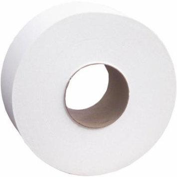 Cascades North River 2-Ply Jumbo Roll Bath Tissue, White, 12 rolls