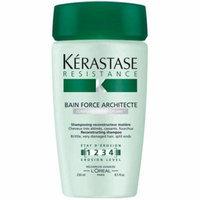 Kerastase Bain Force Architecte Shampoo, 8.5 fl oz