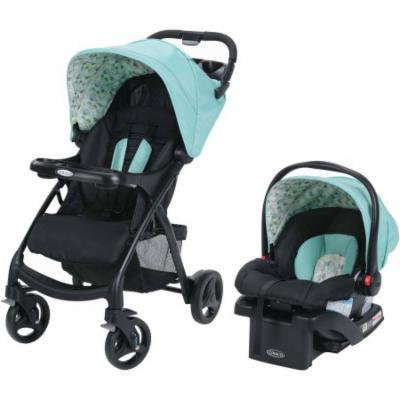 Graco Verb Click Connect Travel System with SnugRide 30 Infant Car Seat, Groove
