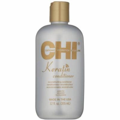 CHI Keratin Conditioner, 12 fl oz