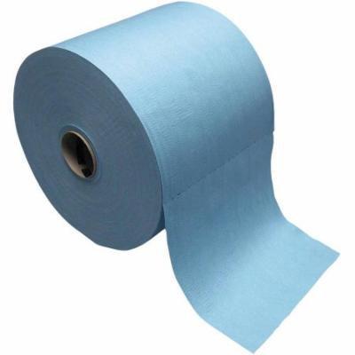 Cascades Like-Rags Blue Spunlace Towels, 955 count