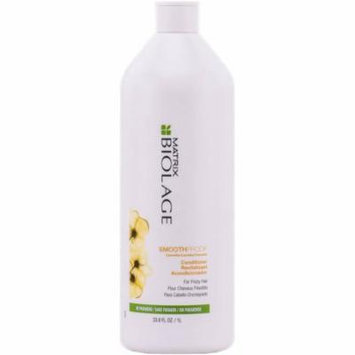 Biolage by Matrix SmoothProof Camellia Conditioner, 33.8 fl oz