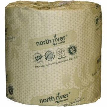 Cascades North River 2-Ply Standard Bathroom Tissue, 96 rolls