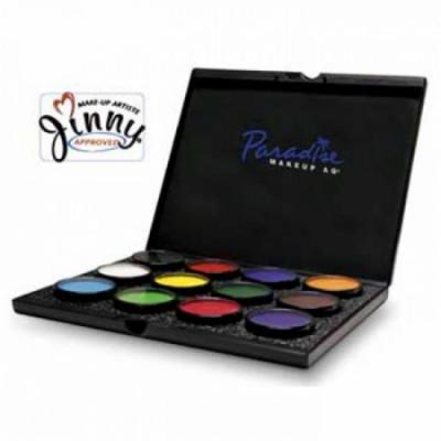 Paradise Palettes - AQ Pro Palette (12 Colors) 800-PAL-A