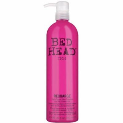 Bed Head by TIGI Recharge High-Octane Shine Shampoo, 25.36 fl oz
