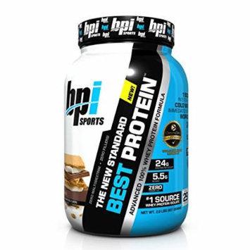 BPI Sports Best Protein, Smores, 2 Pound