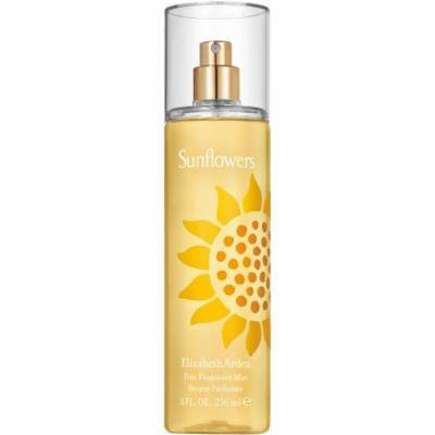 Elizabeth Arden Sunflowers Body Mist Fragrance Spray for Women, 8 fl oz