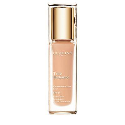 Clarins True Radiance SPF 15 Perfect Skin Foundation/1.1 oz. - No Size