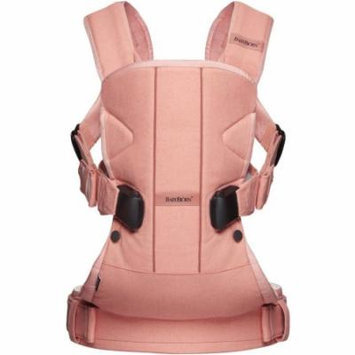BabyBjorn Baby Carrier One, Coral Crab, Cotton Mix