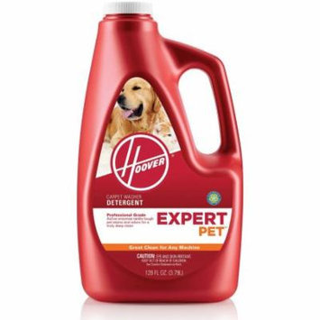 Hoover Expert Pet Carpet Cleaner Detergent, 128 oz.
