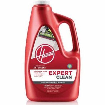 Hoover Expert Clean Carpet Cleaner Detergent, 128 oz.