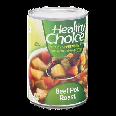 Healthy Choice Soup Beef Pot Roast