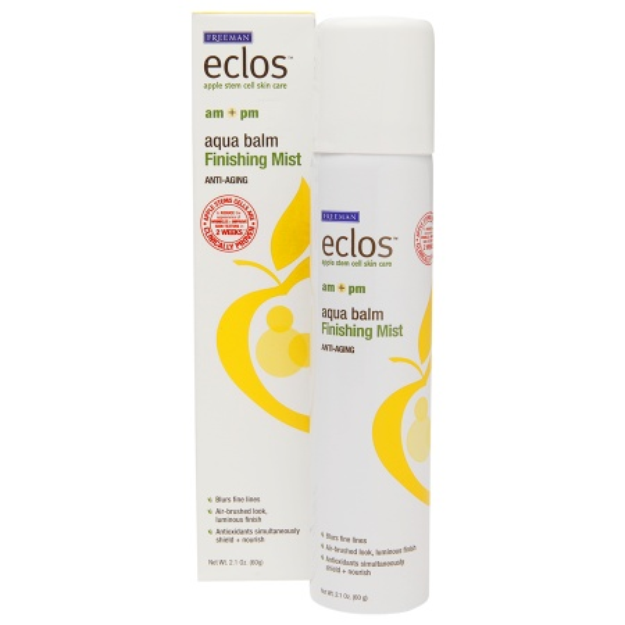 Eclos AM+PM Aqua Balm Finishing Mist, 2.1 fl oz