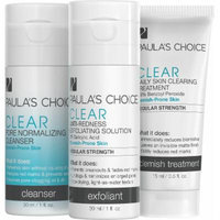 Paula's Choice CLEAR Regular Strength Two Week Travel Kit - Travel Kit