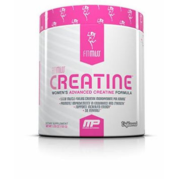 Fitmiss Creatine Powder, Unflavored, 5.29 Ounce