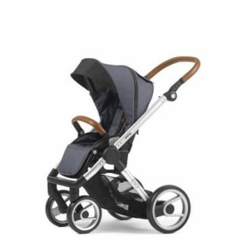 Mutsy Evo Industrial Edition Stroller - grey with silver chassis