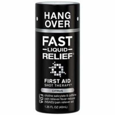 FAST Liquid Hangover Relief 12 Pack - FAST-00404