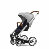 Mutsy Igo Edition Stroller Pure Fog - Silver Chassis