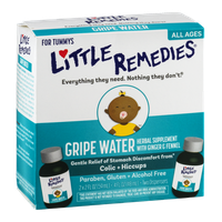 Little Remedies For Tummys Gripe Water All Ages - 2 CT