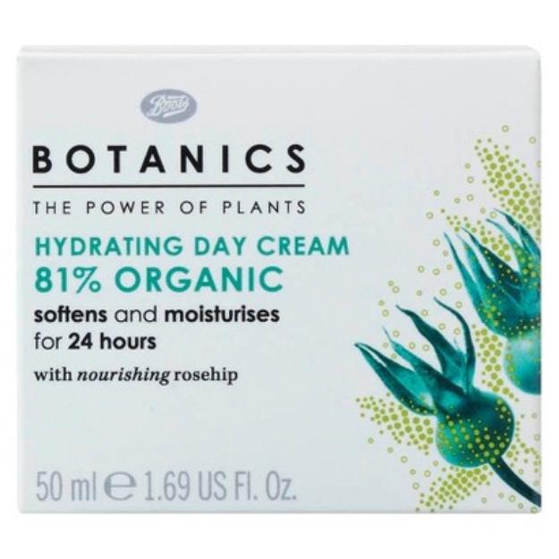 Boots Botanics Hydrating Day Cream