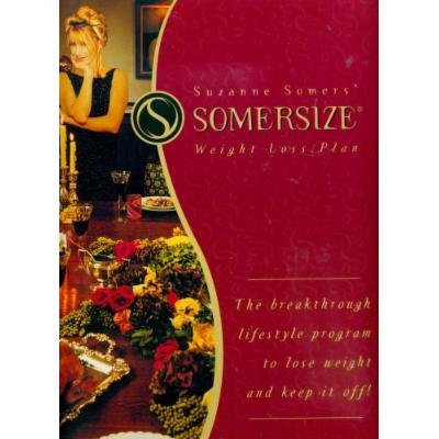 Suzanne Somers' Somersize Weight Loss Plan