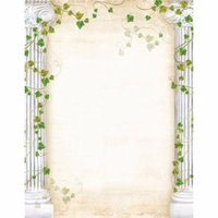 Pillars and Ivy Letterhead