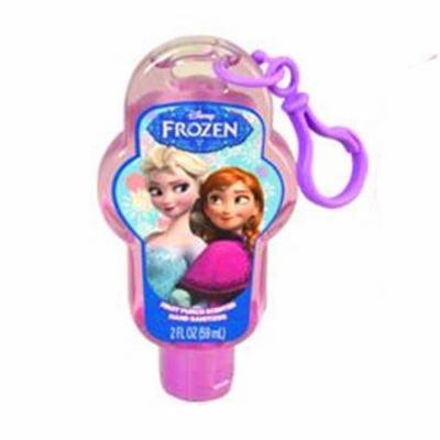 Disney Frozen Hand Sanitizer in Display