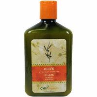 CHI Organics Olive Nutrient Therapy Glaze, 12 fl oz