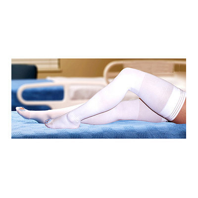 Anti Embolism Thigh High Stocking Medium Regular Length