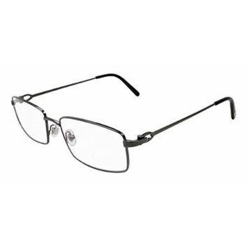 Cartier EYE00049 Decor C Rectangular Shape Men's Optical Eyeglasses