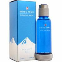 Swiss Army Mountain Water Men's EDT Spray, 3.4 fl oz