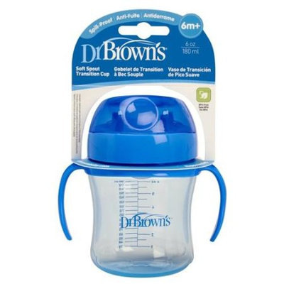 Dr. Brown's Dr. Brown???s 6 Oz Soft Spout Transition Cup