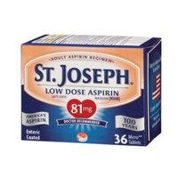 St. Joseph Aspirin 81mg Tablets - 36 ct
