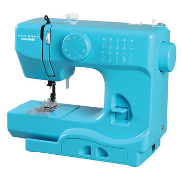 Janome America, Inc. Janome Turbo Teal 1/2-size Portable Sewing Machine