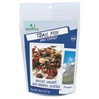 Natierra Raw Energy Trail Mix, 8 Ounce Pouch