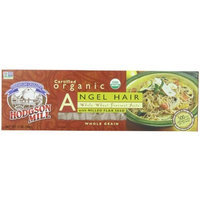 Hodgson Mill, Organic Whole Wheat Angel Hair Pasta, 12- ounce (Pack of 12)