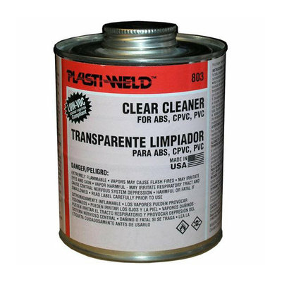 Morris Products 0.5 Pint Clear Cleaner