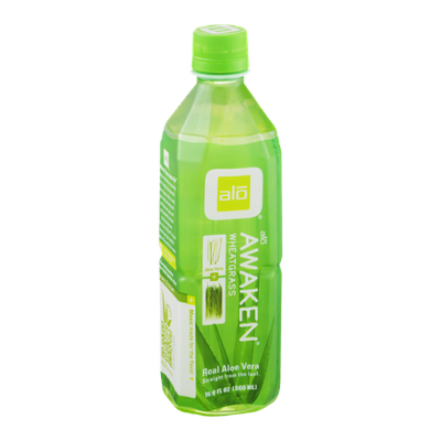 Alo Awaken Wheatgrass Real Aloe Vera