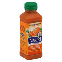Naked All Natural 100% Fruit & Veg Juice Smoothie with Orange Carrot