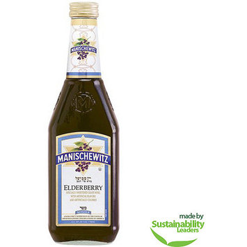 Manischewitz Elderberry Wine, 750 ml