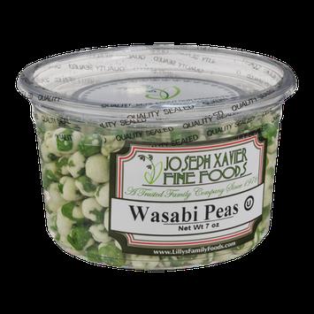 Joseph Xavier Fine Foods Wasabi Peas