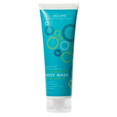 Acure Cell Stimulating Body Wash Moroccan Argan Stem Cell + Argan Oil