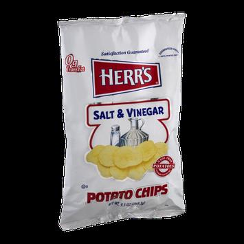 Herr's Potato Chips Salt & Vinegar