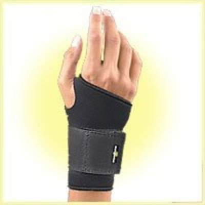 FLA Orthopedics/BSN Safe-T-Wrist Standard Duty Occupational Wrist Support - Medium