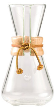 Chemex 1 To 3 Cup Hand Blown Glass Coffee Maker One To Three Cup Coffee Maker HHK0OPRRO-1614