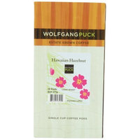 Wolfgang Puck Coffee, Hawaiian Hazelnut Flavored, 18-Count Pods (Pack of 3)