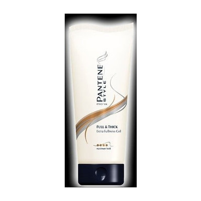 Pantene Full & Thick Extra Fullness Maximum Hold Hair Gel